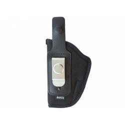 Opaskové pouzdro boční spona DASTA 204-2/S