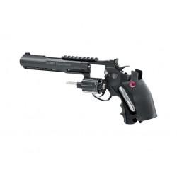 """Airsoft revolver Ruger SuperHawk 6"""" černý AGCO2"""