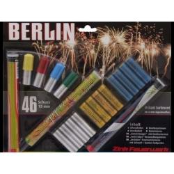 Pyro světlice Berlin set 46ks