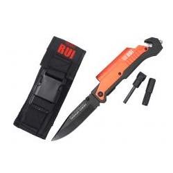 Zavírací nůž RUI Tactical 19451 záchranářský
