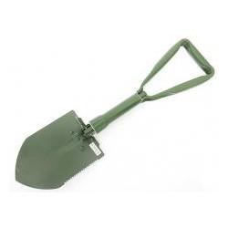 Lopatka skládací velká 61 cm zelená