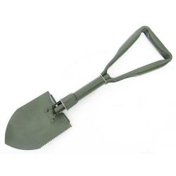 Lopatka skládací malá 48 cm zelená