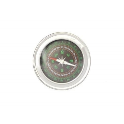 Palubní kompas stříbrný 7,5 cm