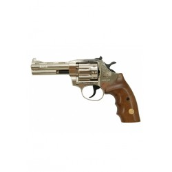 Flobertka ALFA 461 nikl-dřevo cal: 4mm Randz Long