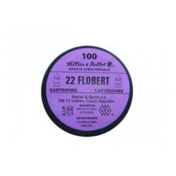 Flobertové náboje cal. 6mm špička 100ks