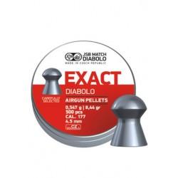 Diabolky JSB EXACT 4,51mm