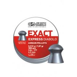 Diabolky JSB EXACT EXPRESS 4,52mm