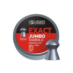 Diabolky JSB JUMBO EXACT 5,52mm (.22)