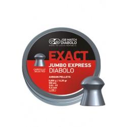 Diabolky JSB JUMBO EXACT EXPRESS  5,52mm