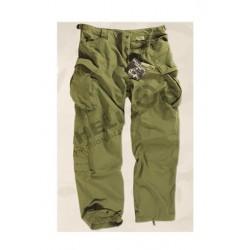 Kalhoty  Helikon zelené