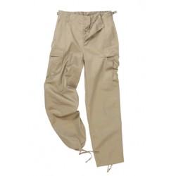 Kalhoty BDU Khaki