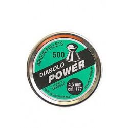 Diabolky POWER 500, 4,5mm