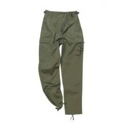 Kalhoty BDU Oliv kapsáče