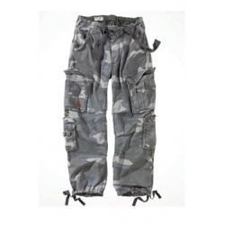 Kalhoty SURPLUS Airborne Night camo