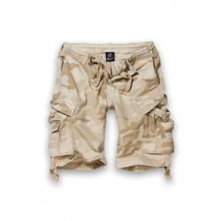 Kraťasy BRANDIT Trucker Vintage Shorts Sandstorm