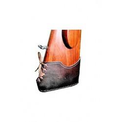 Botka na pažbu - kožená