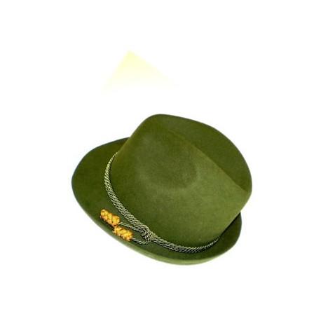 Myslivecký klobouk Hubert vel. 57 c89a382d7b